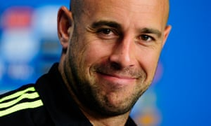 Pepe Reina could return to England with Manchester City having spent nine years at Liverpool, during which time he helped the club win the FA Cup