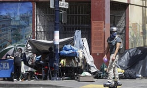 National and regional governments, including California, need not just to house the homeless during the pandemic but tackle the underlying housing crisis.