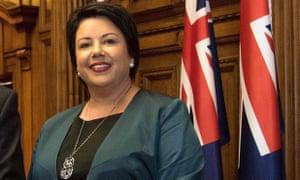 New Zealand's deputy opposition leader Paula Bennett