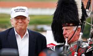 trump scotland golf