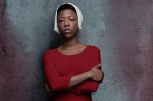 Rebellious heart … Moira, played by Samira Wiley.