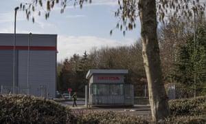 Honda employee leaves the Swindon plant
