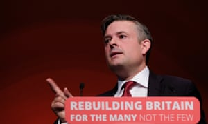 Labour's shadow health secretary, Jonathan Ashworth, said the party is working with MPs across the Commons to prevent no deal.