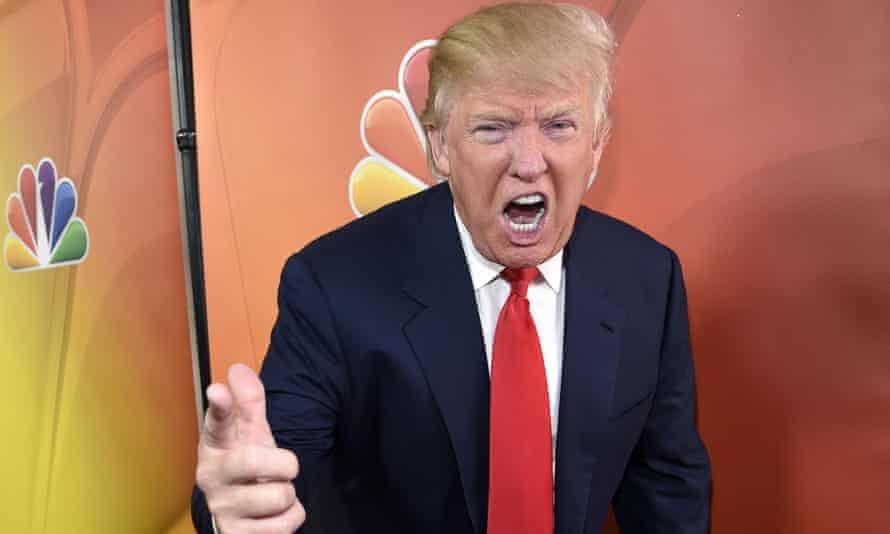 """Donald TrumpFILE - In this Jan. 16, 2015 file photo, Donald Trump, host of the reality television series """"The Celebrity Apprentice,"""" poses for photographers at the NBC 2015 Winter TCA Press Tour in Pasadena, Calif. In his years on the """"The Apprentice,"""" Trump repeatedly demeaned women with sexist language, according to show insiders who said he rated female contestants by the size of their breasts and talked about which ones he'd like to have sex with. (Photo by Chris Pizzello/Invision/AP, File)"""