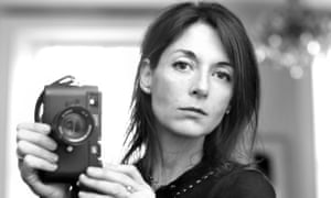 Viewfinder: self-portait by Mary McCartney.