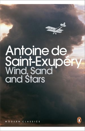 cover of Antonie de Saint-Exupéry's Wind, Sand and Stars