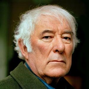 Seamus Heaney portrait