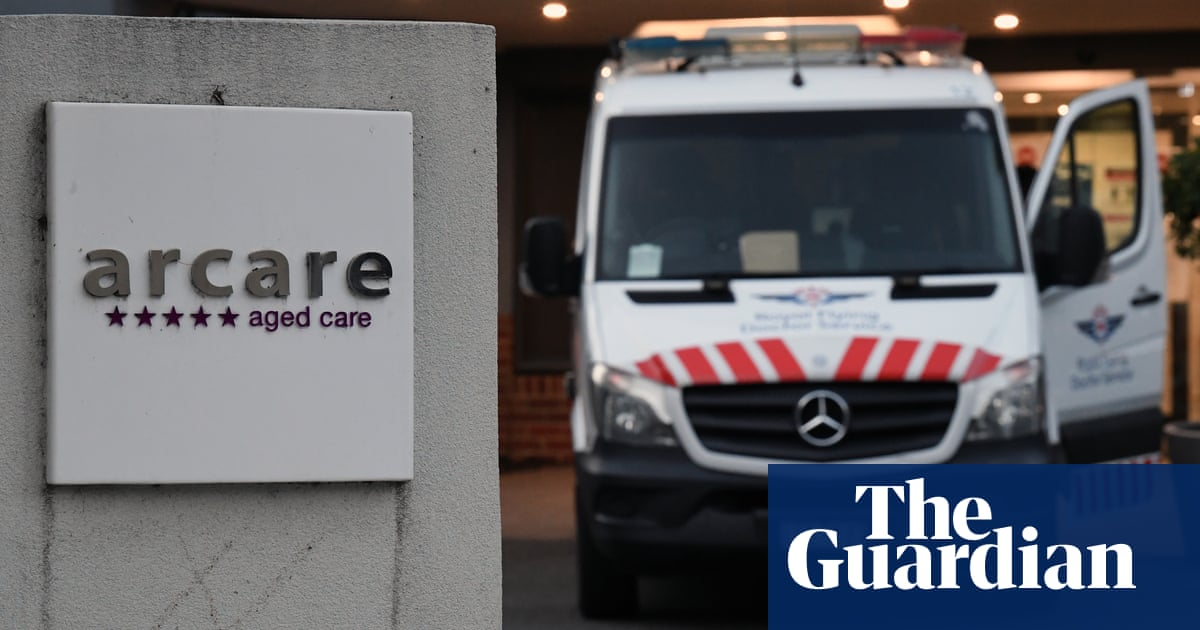 From blame game to dog's breakfast: how Australia's aged care homes were left open to Covid again