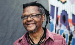Lonnie Holley: 'I think I have to work on words, to their betterment.'