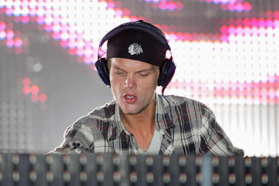 Avicii decided to give up the touring lifestyle aged 26.