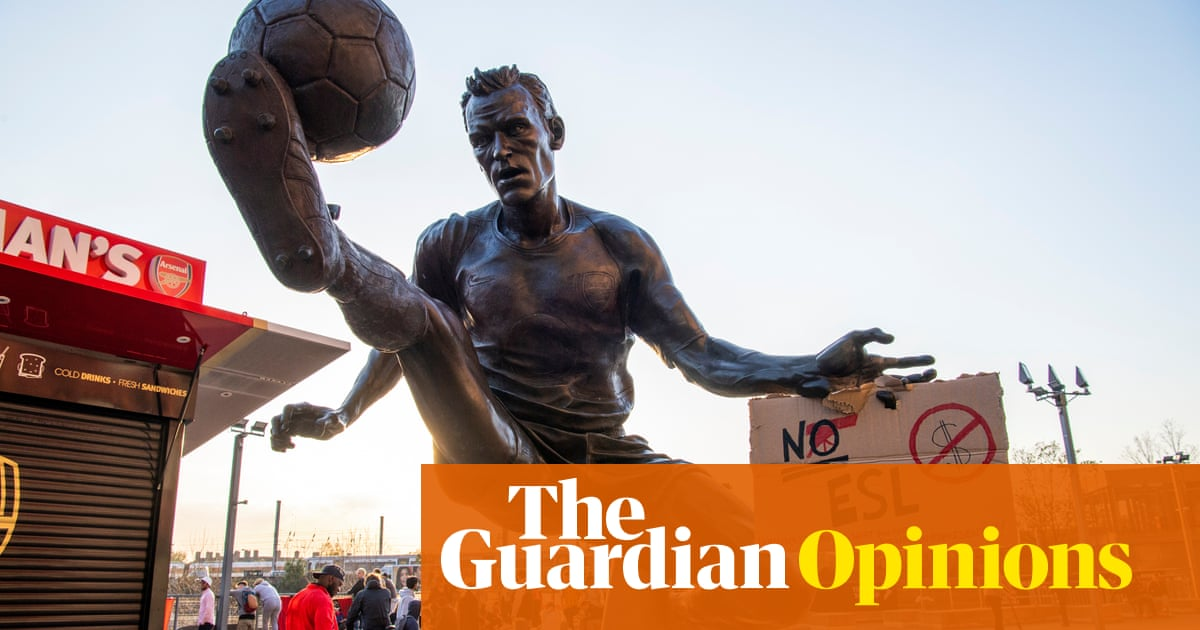 The greed of the European Super League has been decades in the making