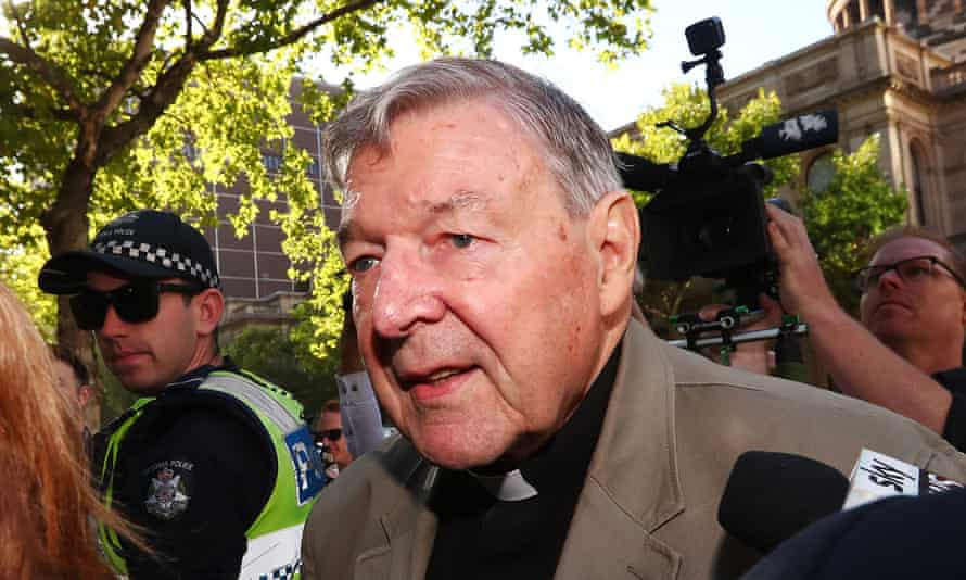 Cardinal George Pell is appealing his conviction for child sexual abuse.