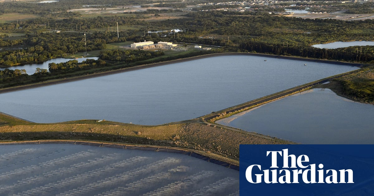 Reports of second breach at Florida wastewater reservoir 'unsubstantiated'