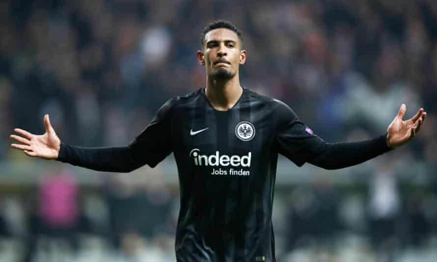 West Ham have agreed a deal to sign Eintracht Frankfurt's Sébastien Haller