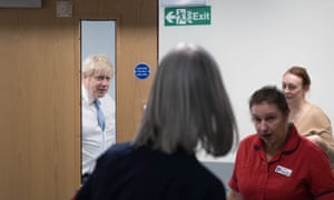 'Stop coming into our hospitals for surreptitious, unannounced photo opportunities because you're scared of us asking you tough questions – and start listening to our medical experts instead.'