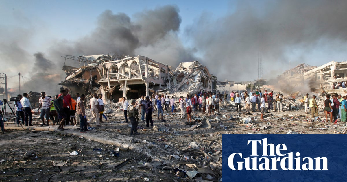 Survivors of the Mogadishu market bomb: 'Our life is destroyed
