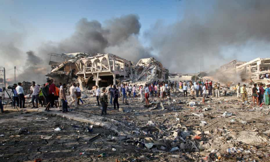 &#Array;Our life is destroyed. There is no  more to say&#Array; | Somalia | The Guardian