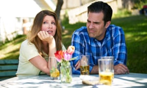 Sharon Horgan and Rob Delaney in the final episode of Catastrophe
