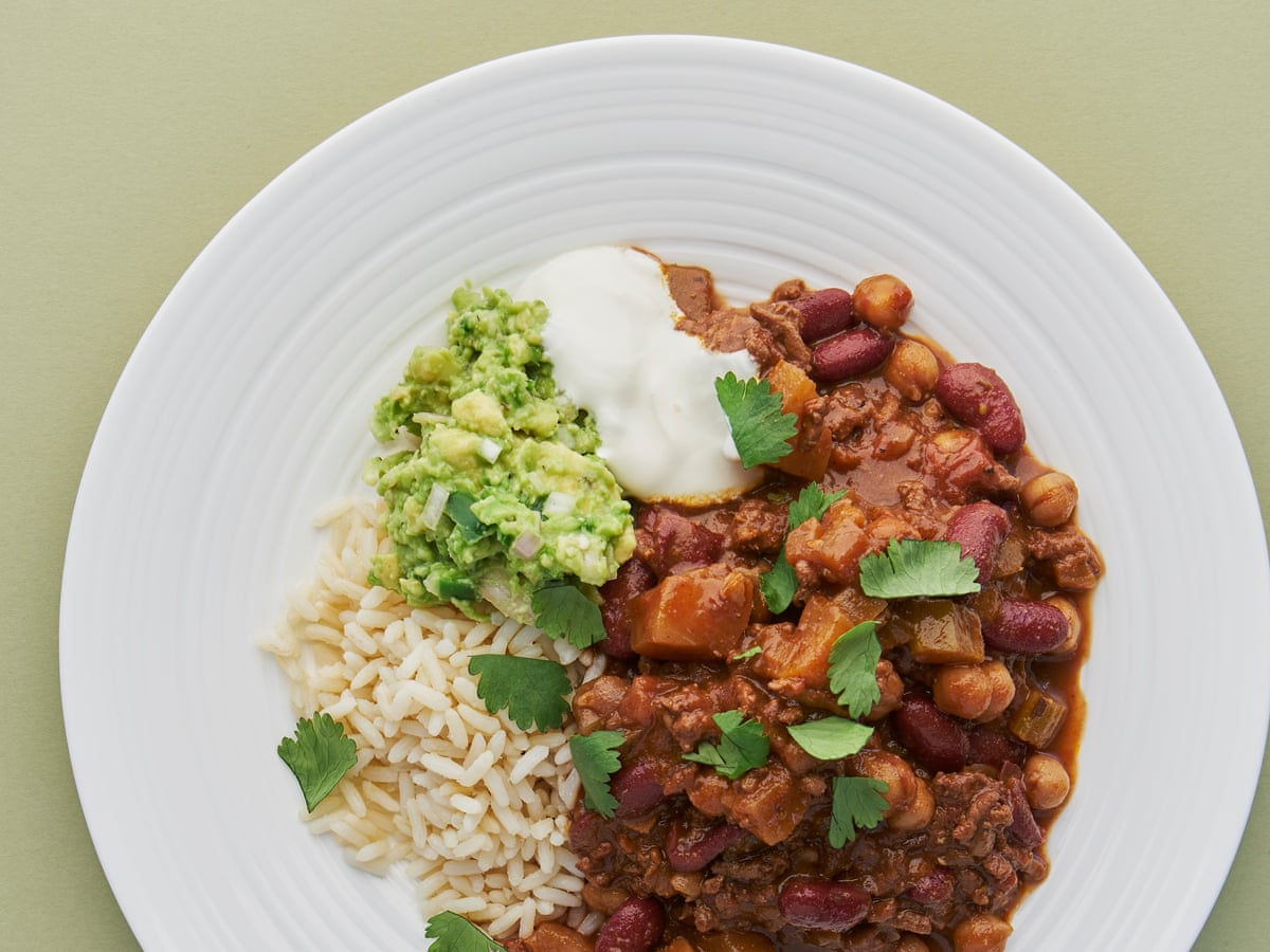 Thomasina Miers Recipe For Chilli Con Carne Food The Guardian