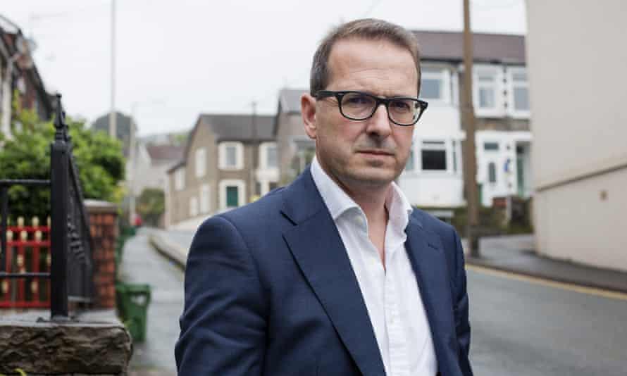 Labour MP Owen Smith in Pontypridd