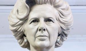 The sculpture of Margaret Thatcher has been refused permission by the Royal Parks Photograph: Douglas Jennings/PA Wire