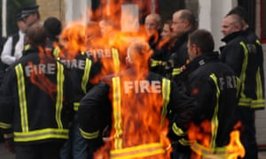 The fire and rescue services have suffered a 30% reduction since 2010. resulting in about 7,000 job losses and 40 fire stations closed across the UK.<strong></strong>