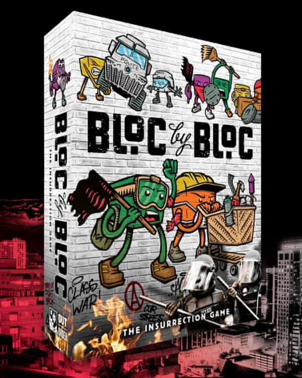 Bloc by Bloc - a board game about gentrification