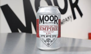 Return of the Empire by Moor Brewery.
