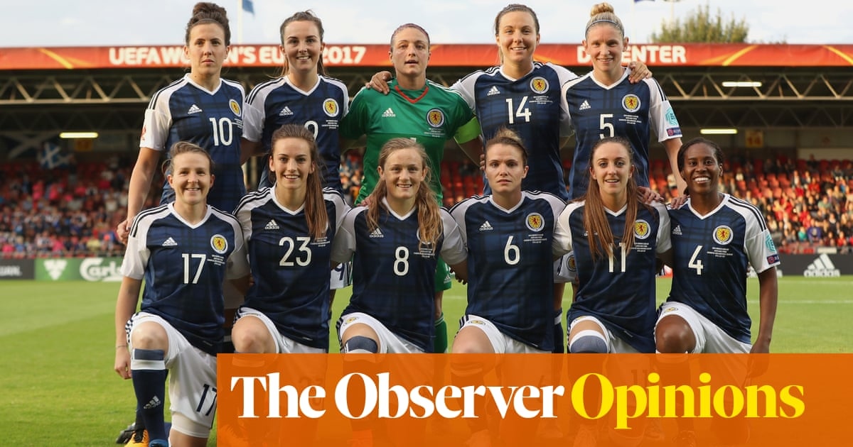 36f3eba81 At least Scotland s women know how to play football