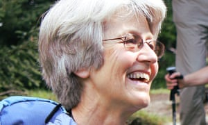 Jan Heath had a lifelong enthusiasm for the mountains and wilderness of Canada