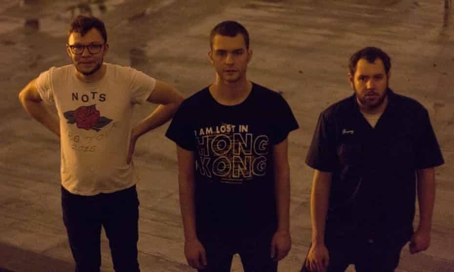 Meat Wave (from left: Ryan Wizniak, Chris Sutter and Joe Gac)