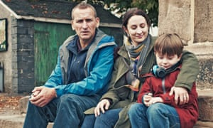 Christopher Eccleston in The A Word