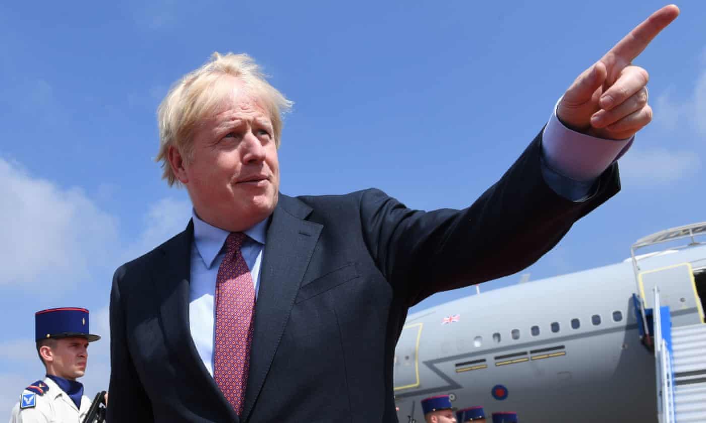 Boris Johnson calls for removal of US-China trade tariffs