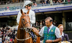Permian and William Buick