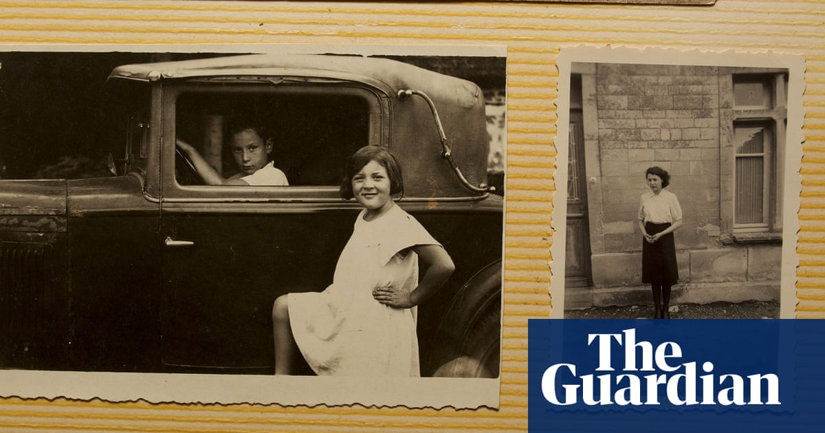 Colette: former French resistance member confronts a family tragedy 75 years later