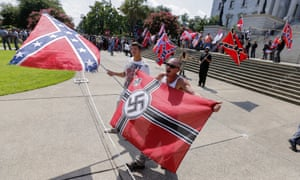 The alt-right movement – known for white supremacist views and its overtly racist ideology – has gained traction during the divisive US presidential race.