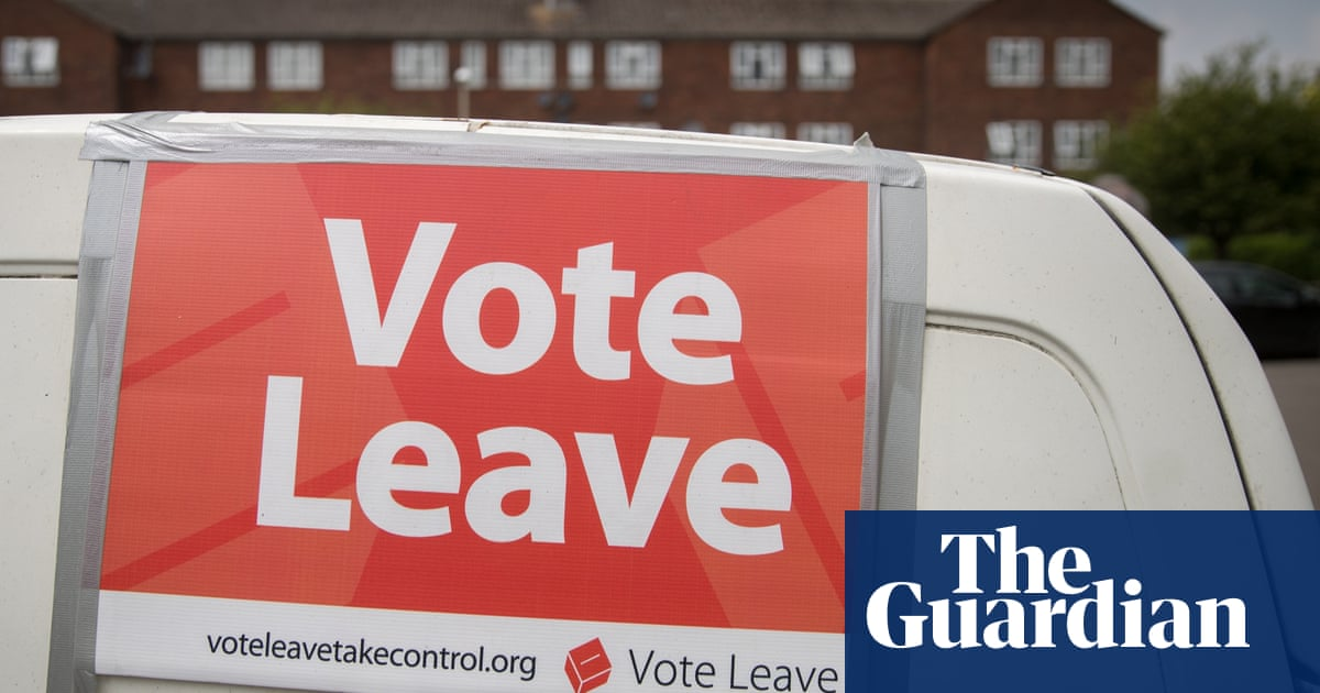 Police will not examine claims of Russian meddling in Brexit vote