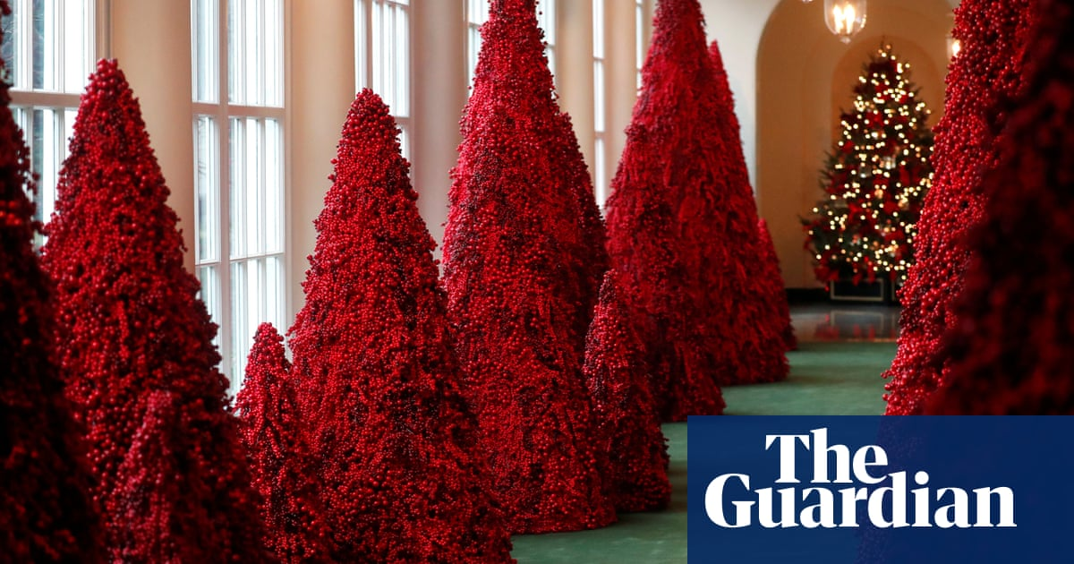 From Orange To Blood-red: 80 Years Of White House