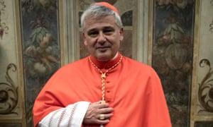 Cardinal Konrad Krajewski