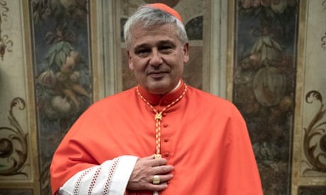 Divine intervention: Vatican aide defies police to restore power to homeless shelter