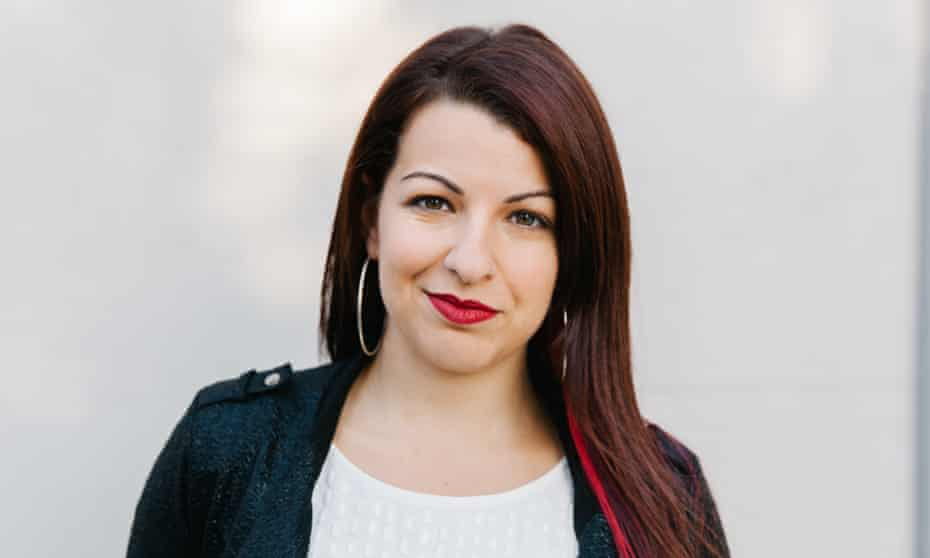 Anita Sarkeesian … 'Online harassment is very easily done and there are very few consequences for it.'