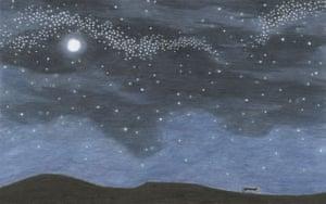 15 night sky