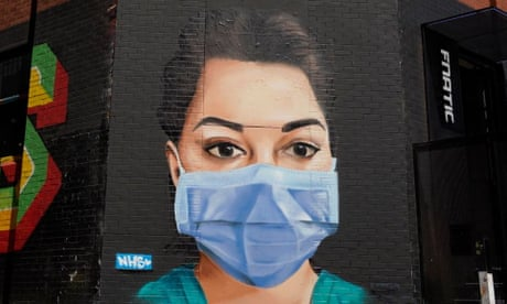 Over three-quarters of BAME doctors fear they will contract Covid-19