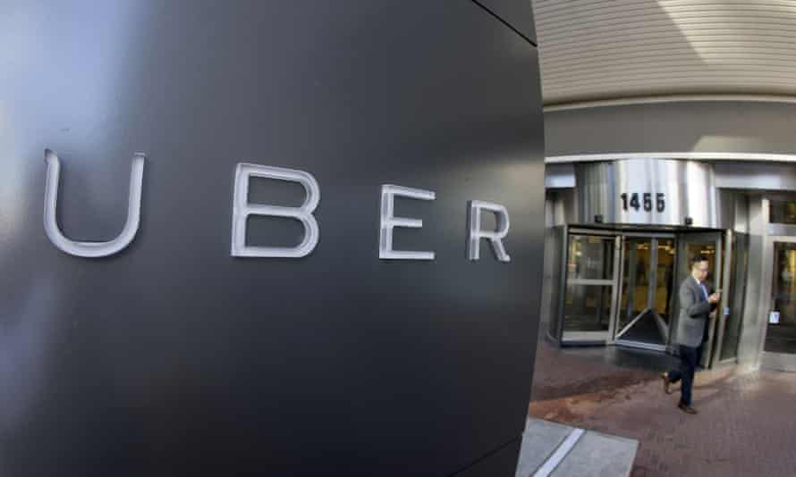 Uber headquarters in San Francisco. The company has been fined for refusing to provide information about its business practices, including accident details and how accessible vehicles are to disabled passengers.