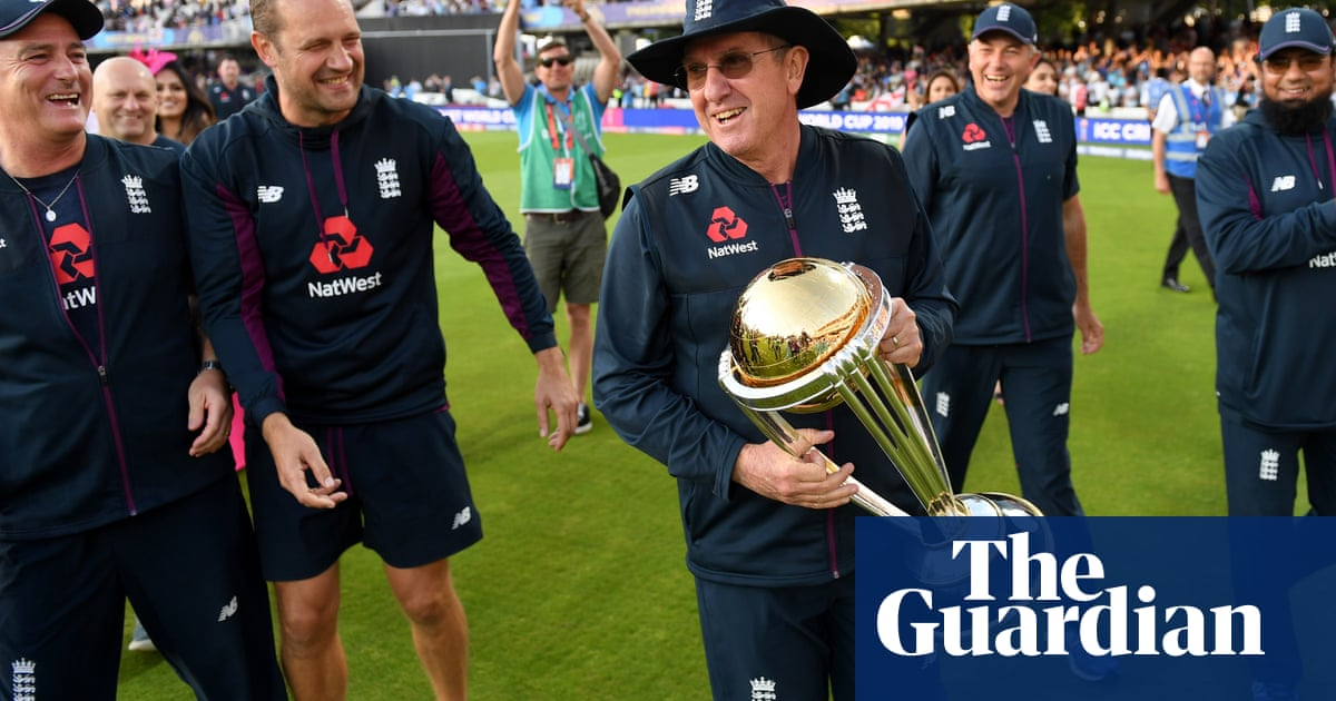 Trevor Bayliss: Winning the World Cup still gives me goose bumps