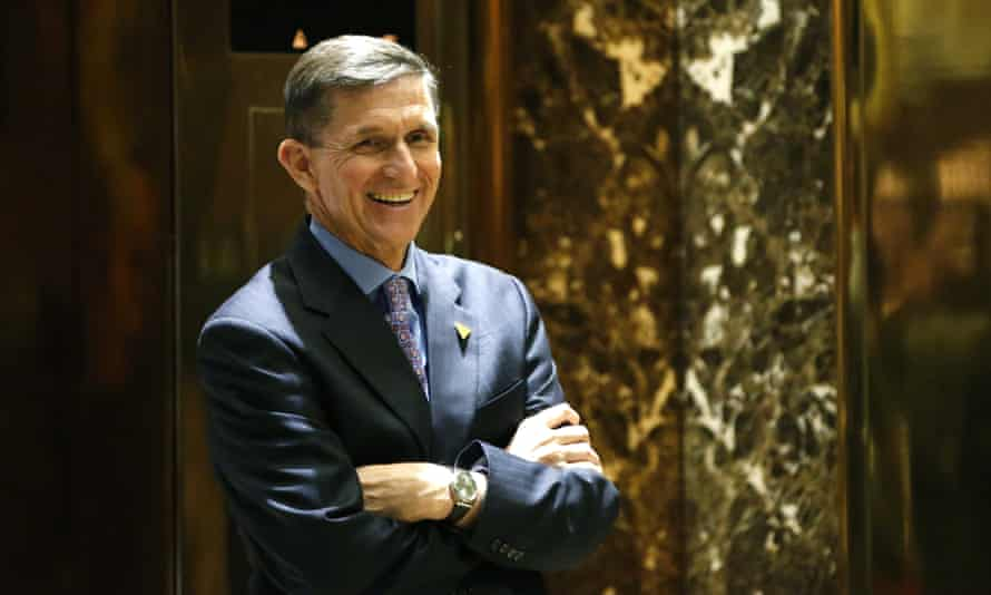 Michael Flynn reportedly improperly shared classified information with foreign military officers.