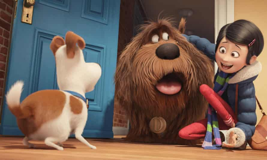 The Secret Life of Pets film: what really happens when owners leave for the day?