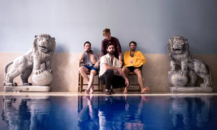 You can lead a horse to water … Foals.