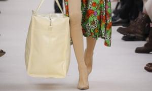 The Balenciaga jumbo bag.