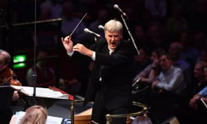 Infinite gentleness ... Thomas Dausgaard and the BBC Scottish Symphony Orchestra.